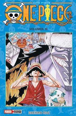 One Piece (Rústica) #10