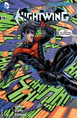 Nightwing (2011-) (Digital) #19