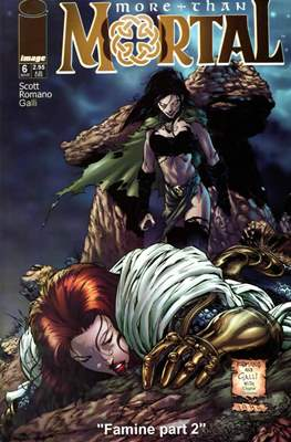 More than Mortal: Otherworlds (Comic Book) #6