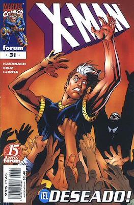 X-Man Vol. 2 (1996-2000) (Grapa 24 pp) #31