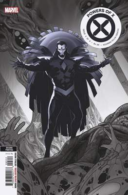 Powers of X (Variant Cover) (Comic Book) #5.6