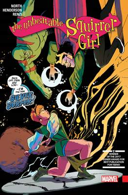 The Unbeatable Squirrel Girl (Hardcover 248-272 pp) #4