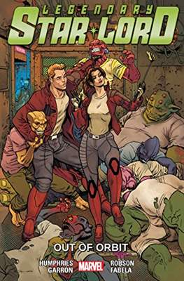 Legendary Star-Lord (Softcover) #4