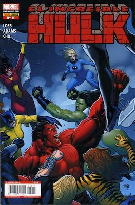 El Increíble Hulk (2008-2011) (Grapa, 24 páginas) #11