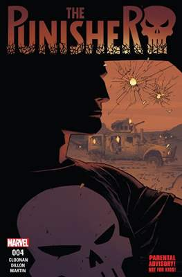 The Punisher Vol. 10 #4
