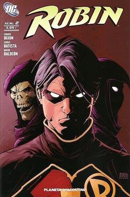 Robin (2009-2010) (Grapa, 48 páginas) #2