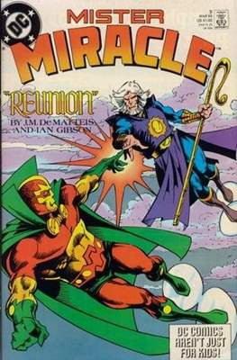 Mister Miracle (Vol. 2 1989-1991) #3