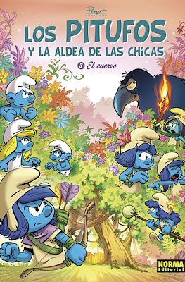 Los Pitufos y la aldea de las chicas (Cartoné 48 pp) #3