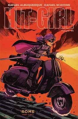Hit-Girl (2018 Variant Covers) (Comic Book) #11