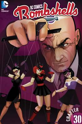 DC Comics: Bombshells #30