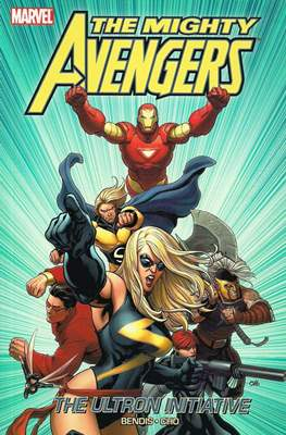 The Mighty Avengers Vol. 1 (2007-2010) (Paperback) #1