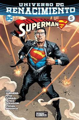 Superman: Renacimiento (Rústica) #5