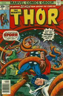 Journey into Mystery / Thor Vol 1 (Comic Book) #256