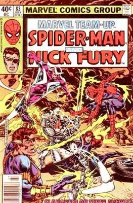 Marvel Team-Up Vol. 1 (Comic-Book) #83