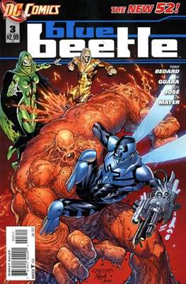 Blue Beetle Vol.9 New 52 #3