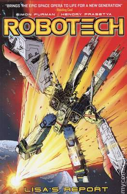 Robotech (Softcover 112 pp) #4