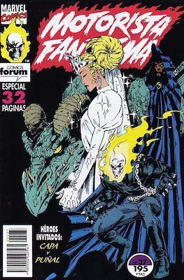 Motorista Fantasma (1991-1994) (Grapa. 17x26. 24 páginas. Color. (1991-1994).) #37