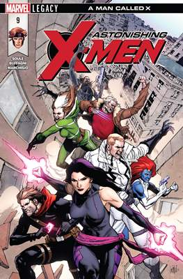 Astonishing X-Men Vol. 4 (2017-2018) #9