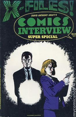 Comics Interview Super Special: X-Files!