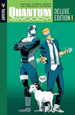 Quantum and Woody Deluxe Edition (Digital Collected) #1