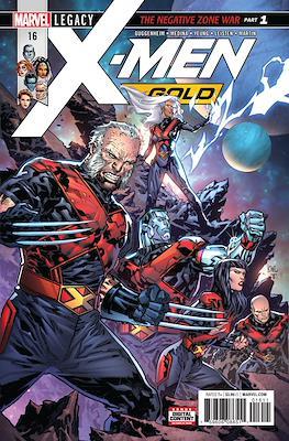 X-Men Gold (Grapa) #16