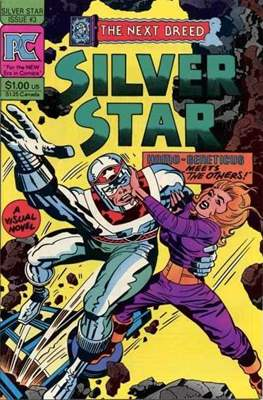 Silver Star (Comic-book) #3