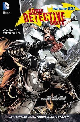 Batman Detective Comics Vol. 2 (2011-2016) #5