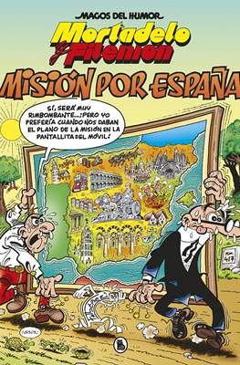 Magos del humor (1987-...) #208