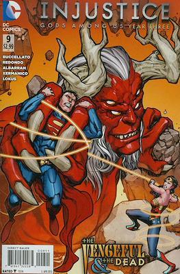 Injustice: Gods Among Us: Year Three #9