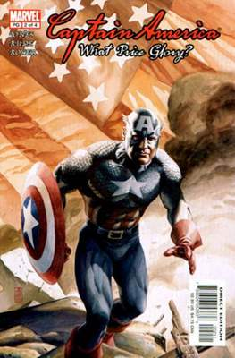 Captain America: What Price Glory (Comic Book) #2