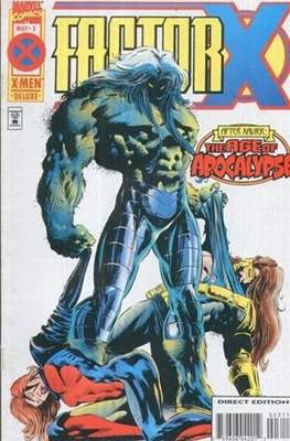 Factor-X (Comic Book) #3