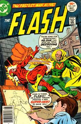 Flash vol. 1 (1959-1985) (Grapa, 32 págs.) #249