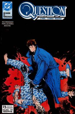 Question (1988-1991) (Grapa) #17