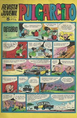 Pulgarcito (1946-1981 5ª y 6ª época) (Grapa, 16-32 páginas) #2052