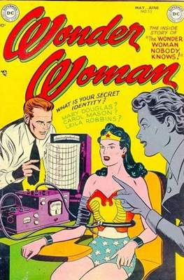 Wonder Woman Vol.1 (1942-1986; 2020-) (Comic Book) #53