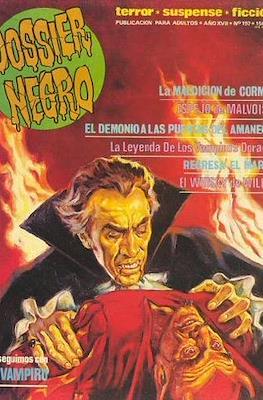 Dossier Negro (Rústica y grapa [1968 - 1988]) #197