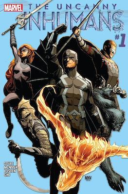 The Uncanny Inhumans Vol. 1 (2015-2017) (Comic Book) #1