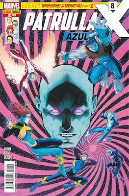 La Nueva Patrulla-X / La Patrulla-X Azul / Patrulla-X Negra (2013-) (Grapa) #59
