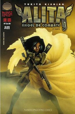Alita, ángel de combate. 5ª parte #2
