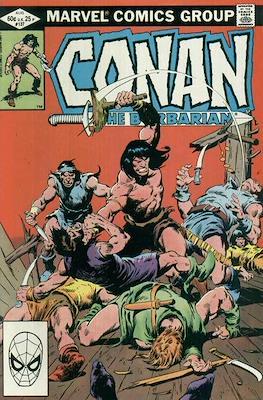 Conan The Barbarian (1970-1993) (Comic Book 32 pp) #137