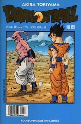 Dragon Ball - Serie Azul (Grapa) #205