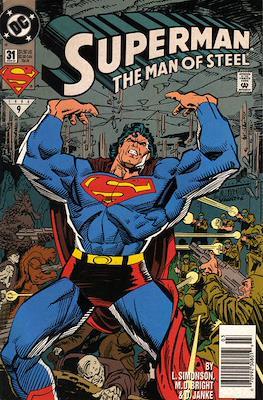Superman: The Man of Steel (Comic book) #31