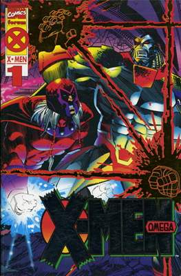 X-Men Omega (1996). La Era de Apocalipsis