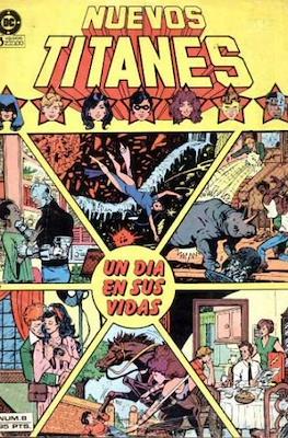 Nuevos Titanes Vol. 1 (1984-1988) #8