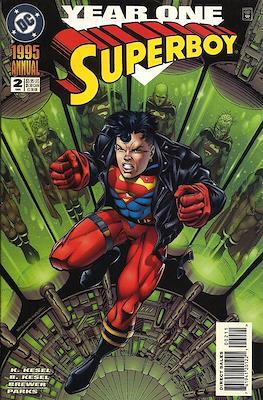 Superboy Annual Vol. 4 (Comic Book) #2