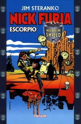 Nick Furia. Agente de S.H.I.E.L.D.: Escorpio