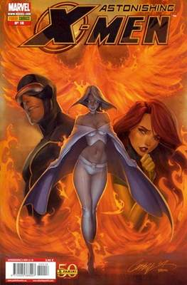 Astonishing X-Men Vol.3 (2010-2014) (Grapa) #18
