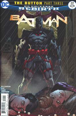 Batman Vol. 3 (2016-) (Comic-book) #22
