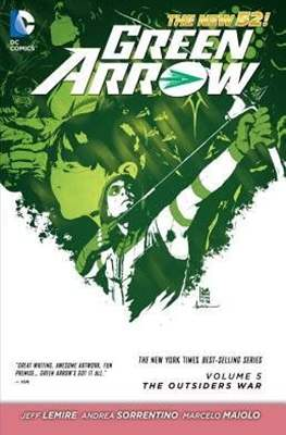 Green Arrow Vol. 5 (Comic book) #5