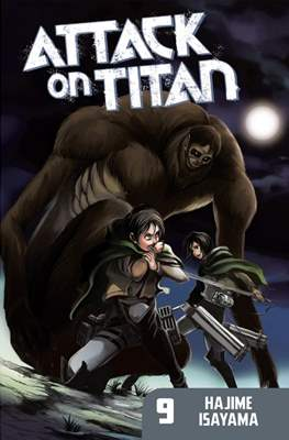 Attack on Titan (Softcover) #9